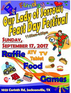 feast day festival english
