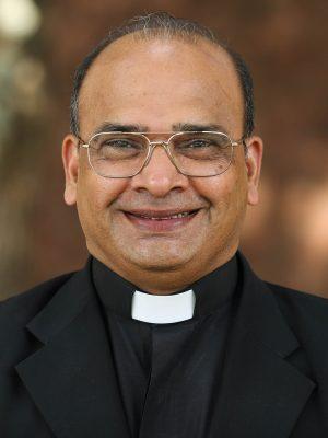 Pappu, Xavier (Rev. Msgr.)