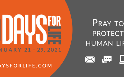 USCCB 9 Days for Life 2021