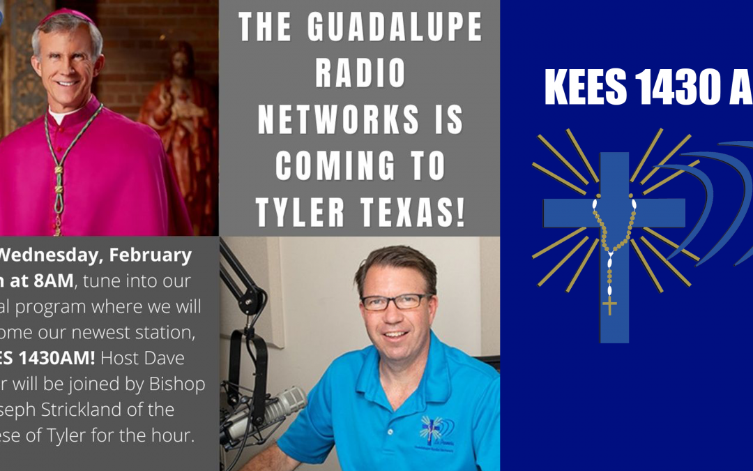 Guadalupe Radio Launching KEES 1430 AM