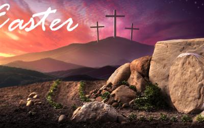 Easter 2021: He is risen, Alleluia!