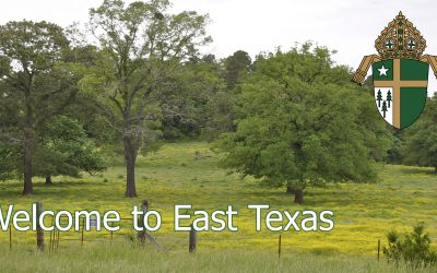 Welcome to East Texas: Message for Newcomers