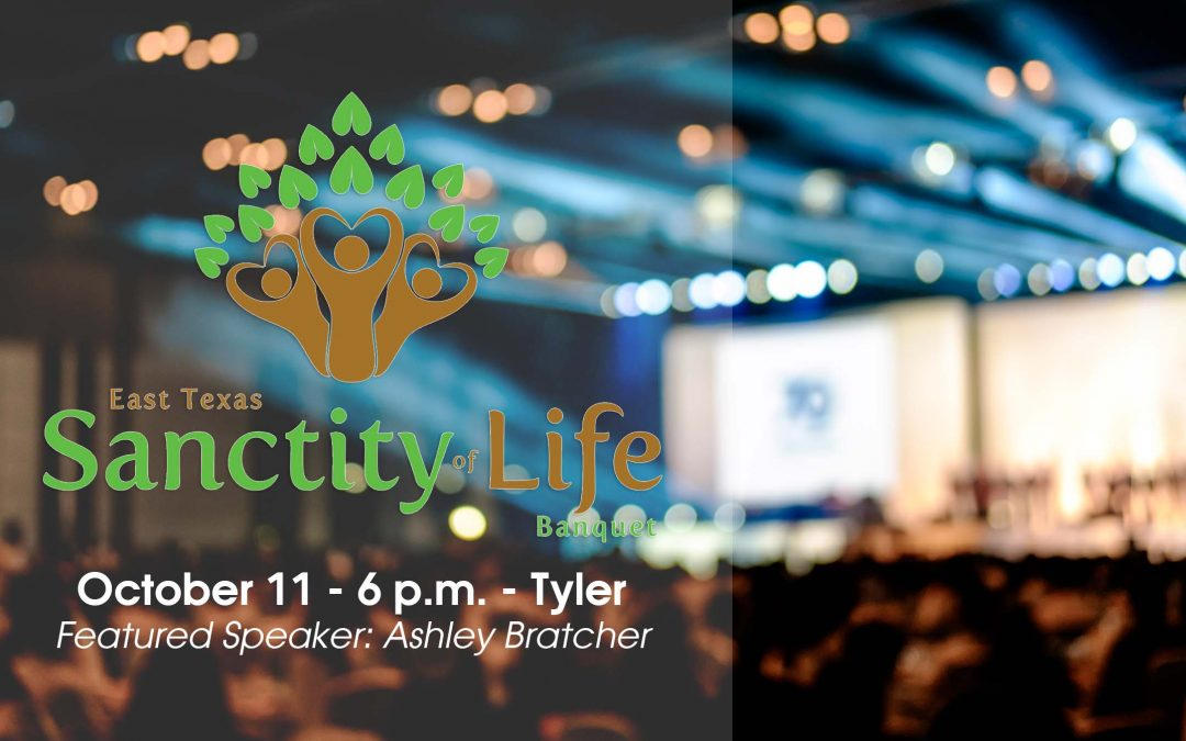 2021 Sanctity of Life Banquet Set for Oct. 11
